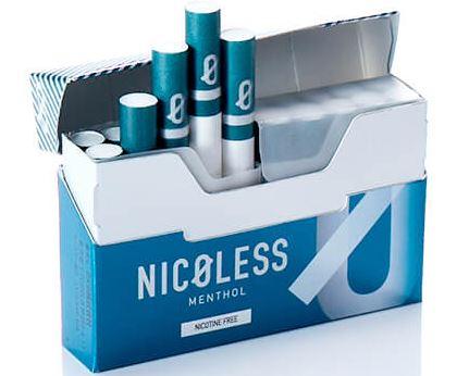 NICOLESS(ニコレス)メンソールの口コミ評価
