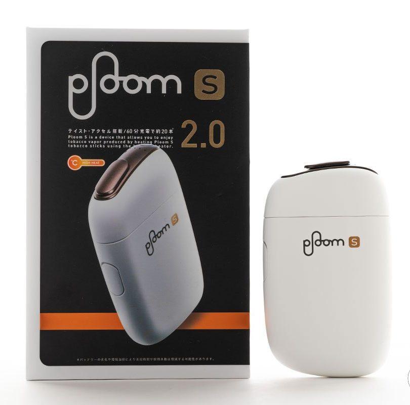 プルーム・エス2.0(Ploom S 2.0)の口コミ評価!フレーバーの味やにおいは?